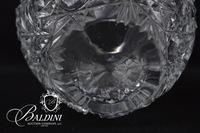 Brilliant Period Cut Crystal Vase