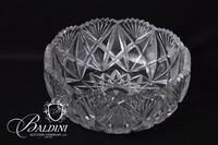 Brilliant Period Cut Crystal Bowl