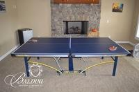 Stiga Ping Pong Table and Accessories