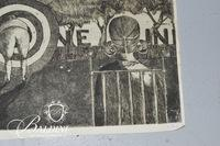 "Original Artist Proof Etching ""June In"", Unsigned"