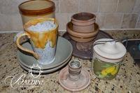 Kitchen Pottery, Including Moira Pottery
