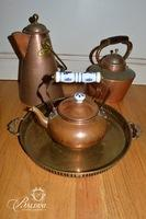 Copper and Brass Kitchenware