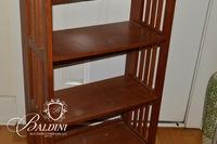 Mission Style Wooden Shelf