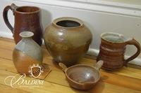 Assortment of Pottery, Some Signed