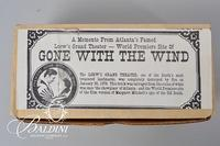 Gone With The Wind Brick from the Loew's Theatre with COA