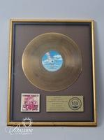 "RIAA Gold Record ""Greatest Hits Volume I"" Presented to Conway Twitty In Recognition of Sales of More Than 500,000 Copies"