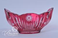 Bohemian Crystal Center Bowl