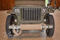 1943 Ford GPW Willys Jeep, Restored