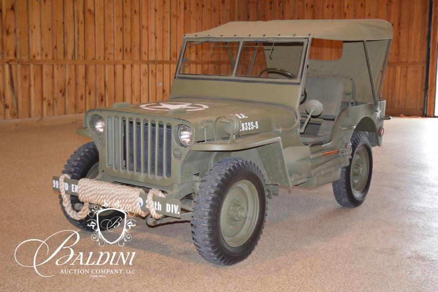 1943 Willys Ford Jeep
