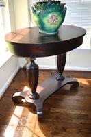 Antique Empire Center Table