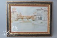 Framed Lithograph Signed and Numbered 103/1000