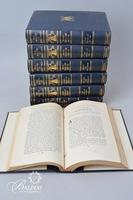 "(7) Volumes ""The March of Democracy"" by James Truslow Adams"