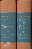 """Incidents of Travel in Yucatan"" by John Lloyh Stephens, 1962 First Printing"