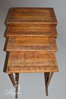 Carved Nesting Tables