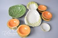 Assorted Serving Bowls and Fruit Bowls