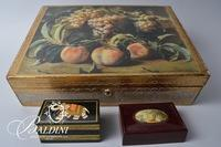 One Large Keepsake Box and Two Small Boxes