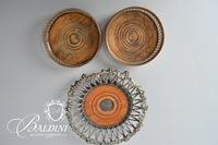 Silverplate Platters, Trivets and Coasters