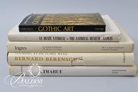 (5) Books About Art
