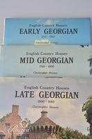 (5) Books on Architecture and English Country Houses