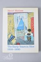 """Paintings and Drawings of Matisse"", 1939 and Two Other Books on Matisse"
