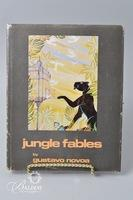 """Jungle Fables"" by Gustavo Novoa, Signed and Numbered #105 by the Artist"