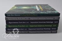 (6) Questroyal Fine Art Books