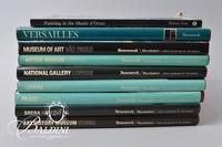 (8) Newsweek Museum Books
